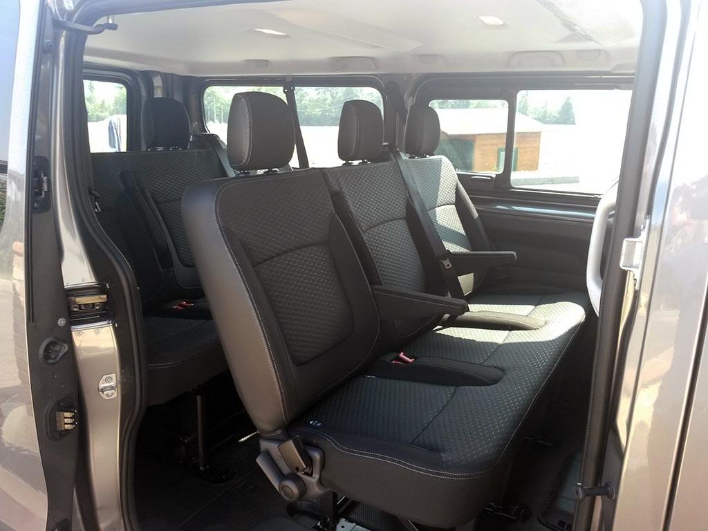 New Opel Vivaro